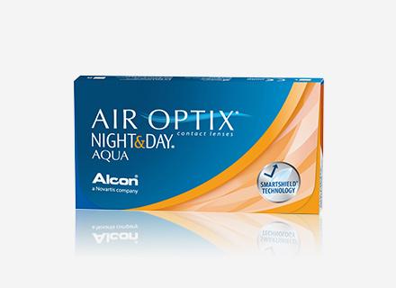 AIR OPTIX NIGHT&DAY